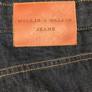Former NBA Kevin Willis' Jean Line-Premium Denim